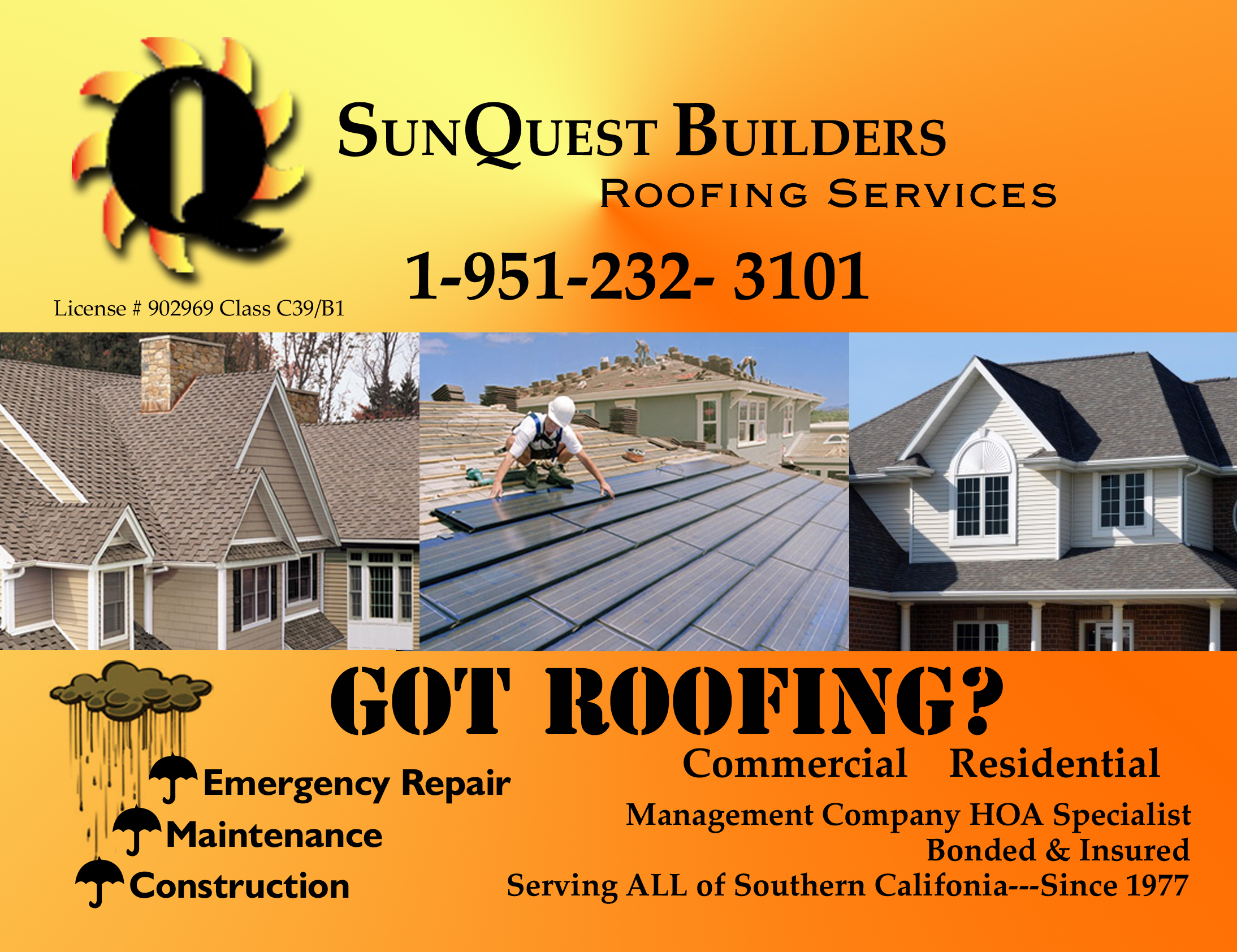 Industrial Roof Contractors
