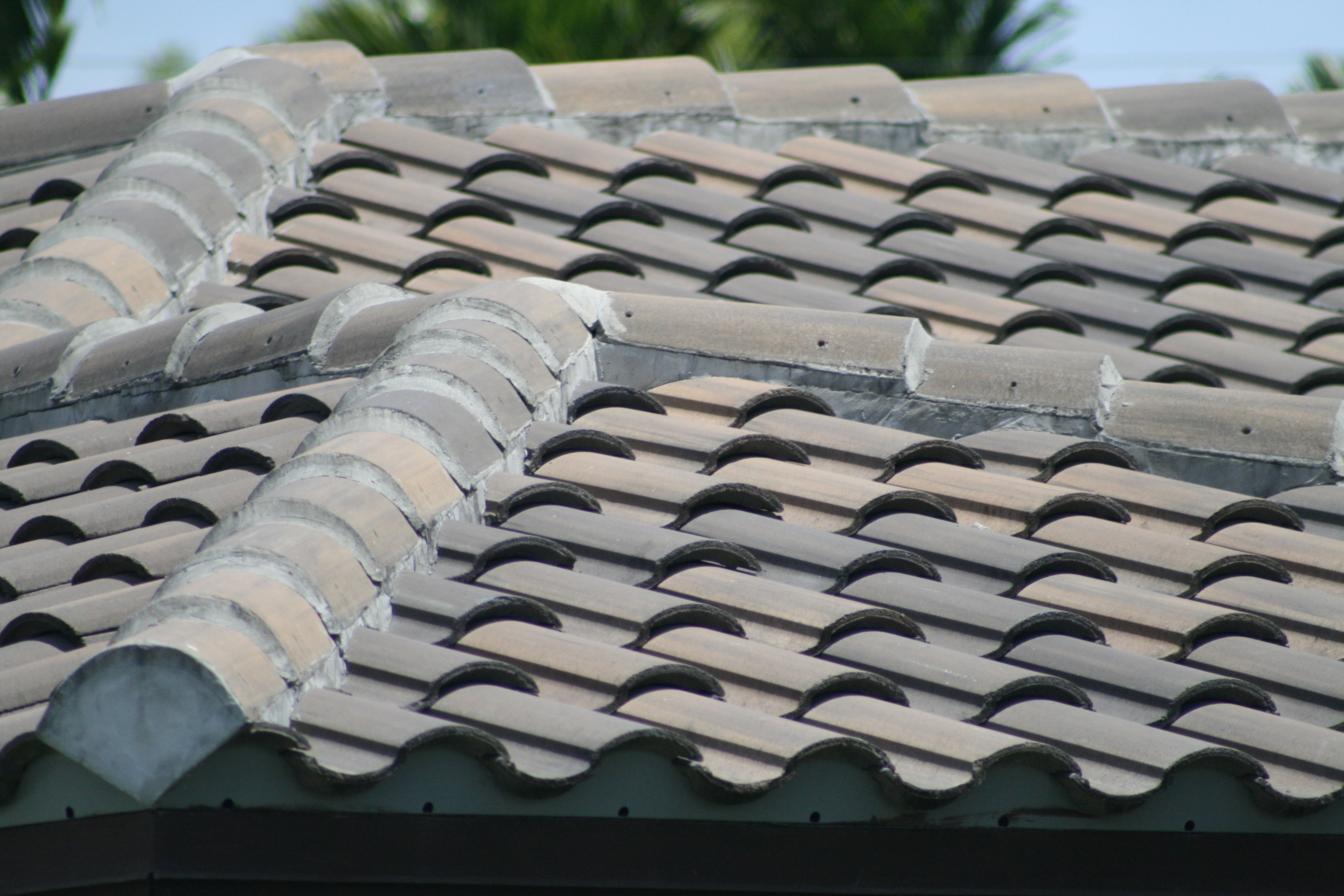 Concrete Tile Roof Replacement